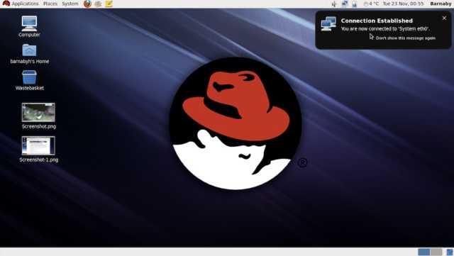 En Popüler Linux Dağıtımları - RedHat